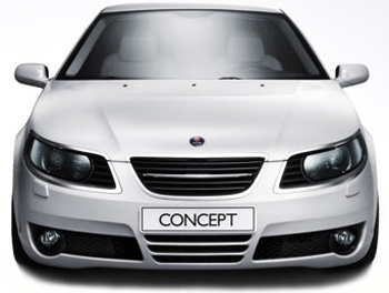 The Saab BioPower 100 Concept